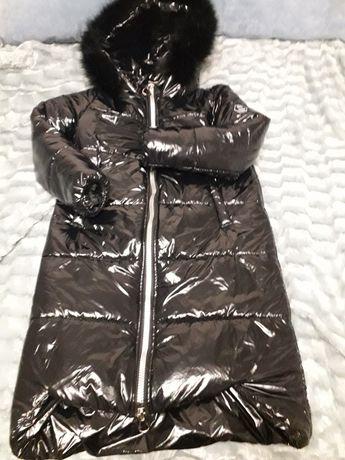 Новое удленное пальто,куртка