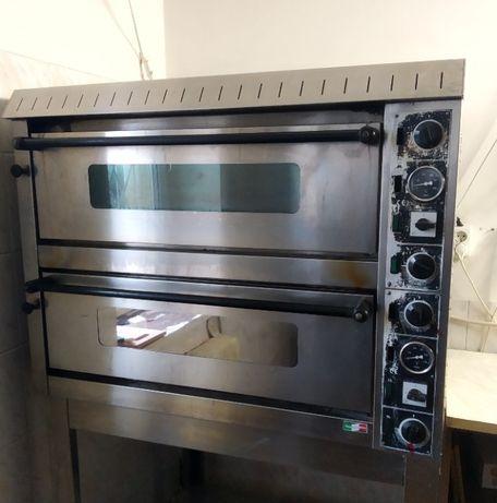 Печь для пиццы GAM FORMD44TR400 Б/У , Италия