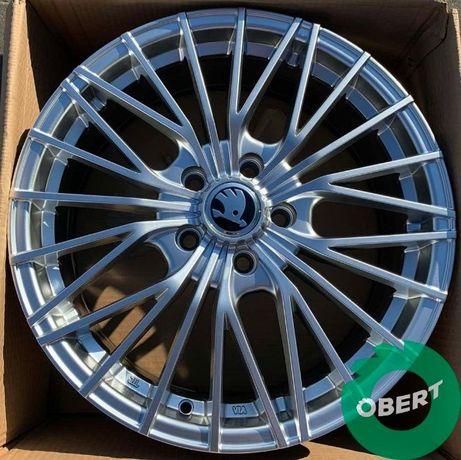 Новые литые диски 5*112 R17 на Audi Skoda Vw Mercedes Seat