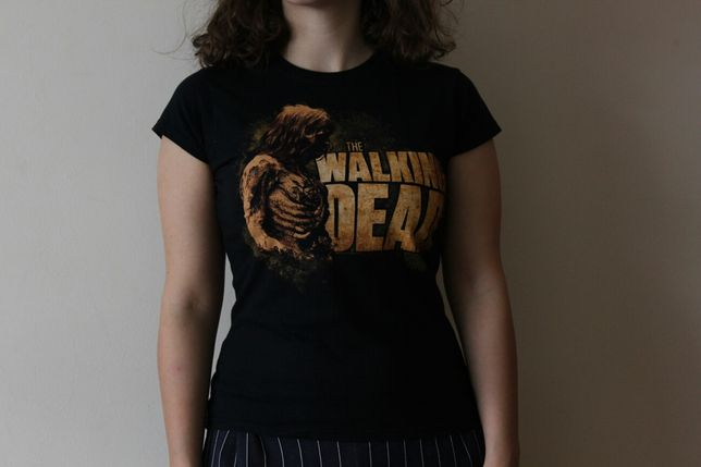 "T-shirt ""The Walking Dead"" Tam S"