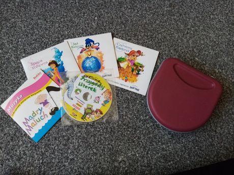Bajki płyty CD dvd dla dzieci