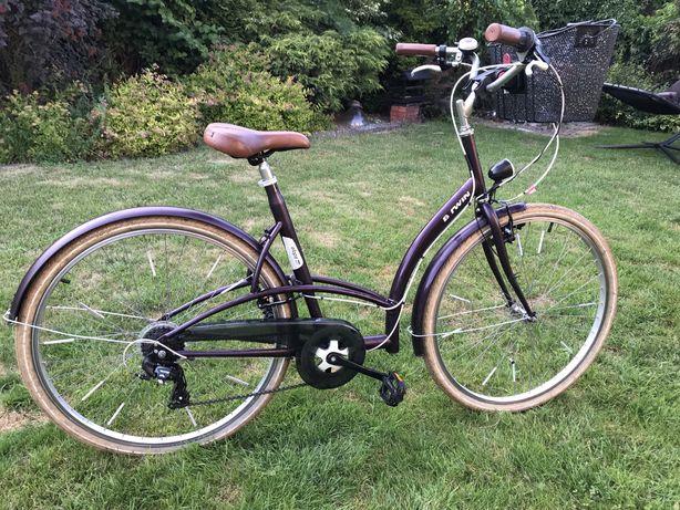 Rower miejski B'TWIN Elops 320 koła 28 cali