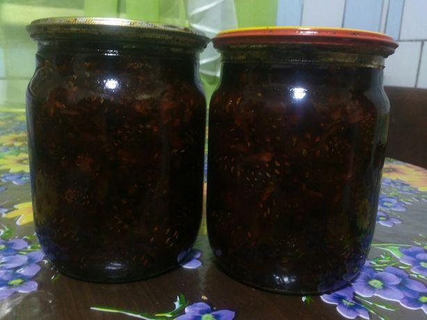 Варенье из сосновых шишек. 0,5 л.