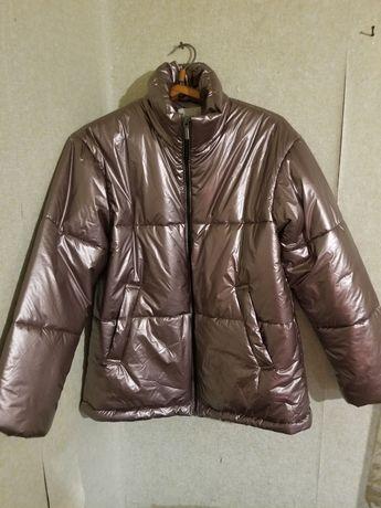 Куртка жіноча перламутрова