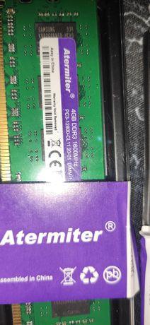 Продам серверну пам'ять DDR3 4gb 1600 MHz ціна за 2шт  800 грн