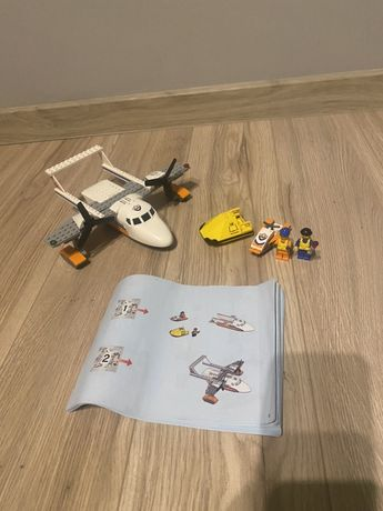 Lego City 60164 hydroplan straży przybrzeżnej