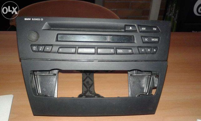 Vendo Rádio BMW Série 3 ou Série 1