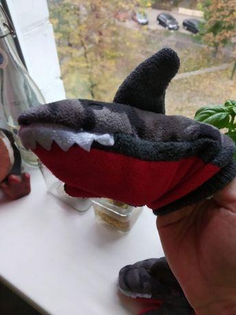 Детские варежки Акулы