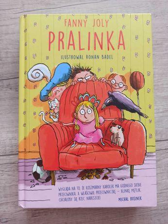 """Książka pt """"Pralinka"""""""