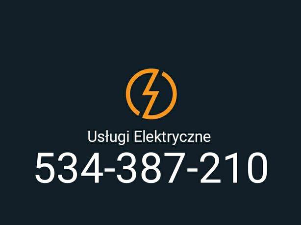 Usługi elektryczne, Elektryk