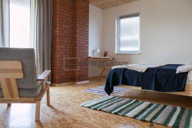 Дом в с. Княжичи с авторским ремонтом и мебелью, 20 минут до метро!