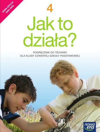 Podręcznik do Techniki klasa 4 Szkoła Podstawowa Nowe Wydanie 2020r