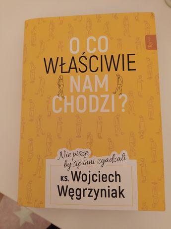 Książka O co właściwie nam chodzi ks Wojciech Węgrzyniak
