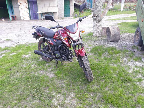 Продаю мотоцикл: Spark SP125C-2C