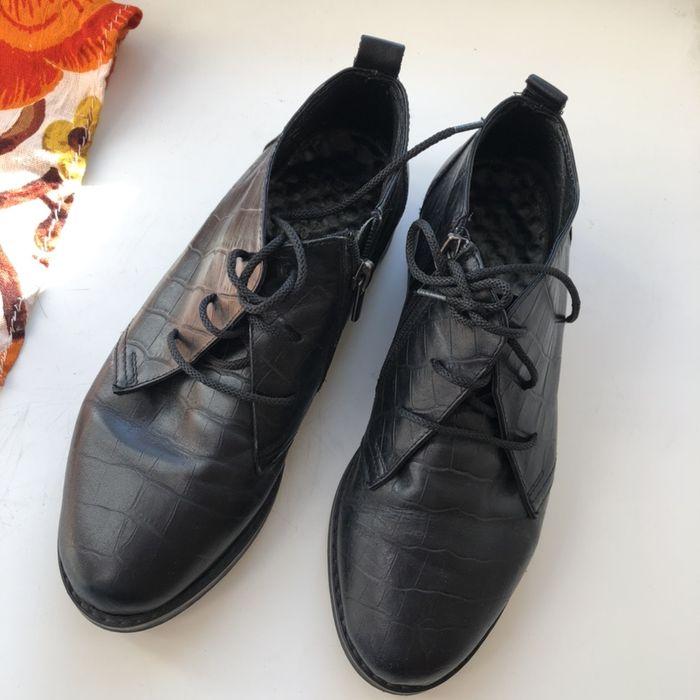 Ботинки, дезерты, челси Velluto 37 размер Киев - изображение 1