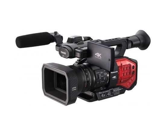 PANASONIC AG-DVX200 4K lente Leica 13X F/2.8-4.5