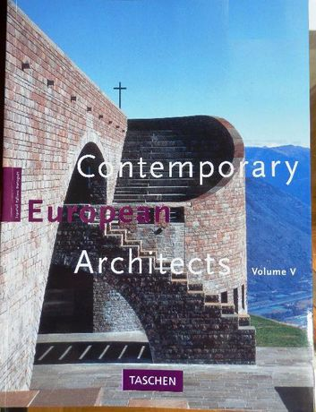 Contemporary European Architects (5 vol.)