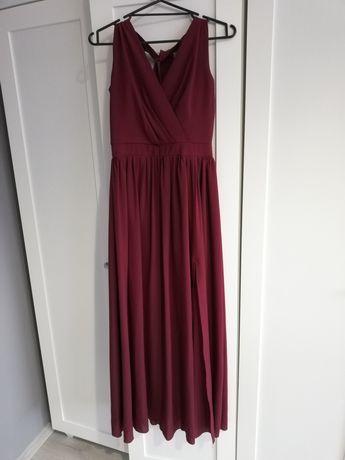 Sukienka długa rozmiar 36/S