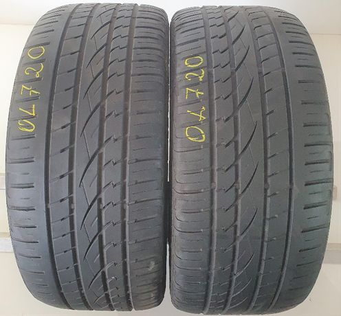 2x 275/40/20 Continental ContiCrossContact UHP E 106Y OL720