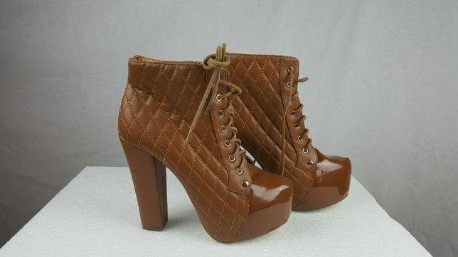 Sapatos de senhora novos