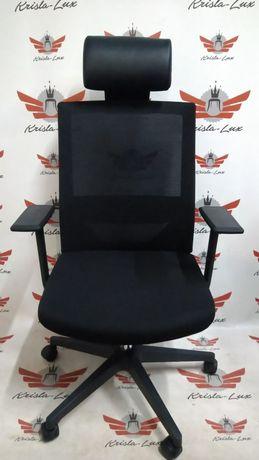 НОВЕ! Ортопедичне крісло з Європи дуже зручне з підголовником!