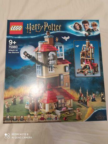 Nowe LEGO Harry Potter 75980