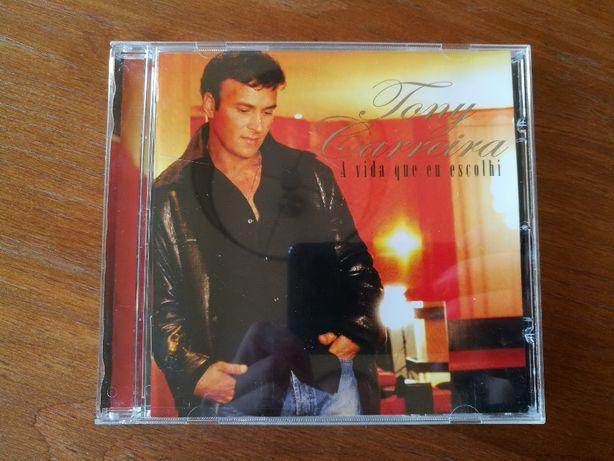 CD Tony Carreira - A vida que eu escolhi