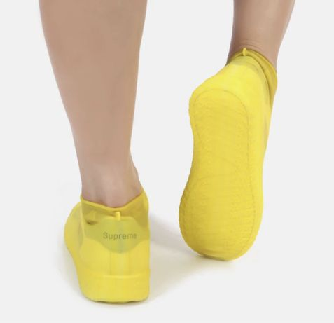 Wodoodporne nakładki ochraniacze na buty