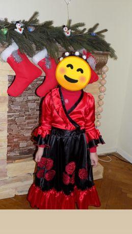 Новогодний костюм циганки