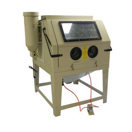 Máquina Decapagem de Jacto de Areia 1200Litros