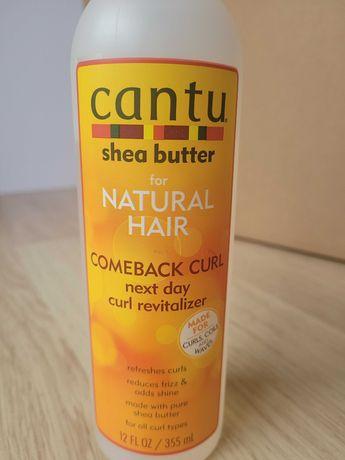 Cantu comeback curl spray