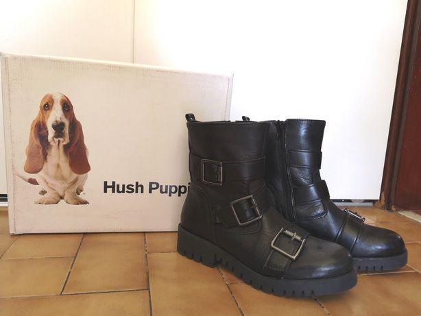 Botins Senhora Hush Puppies
