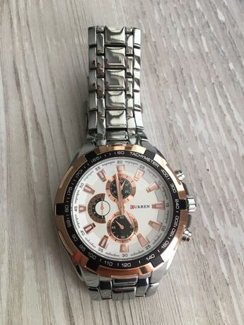 Zegarek męski Curren nowy