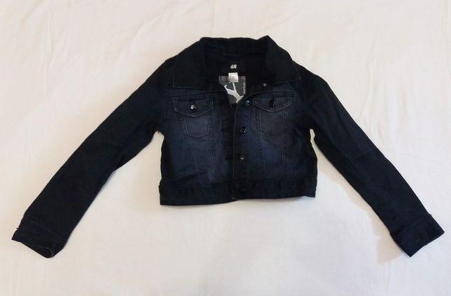 Куртка, пиджак джинс на 146-152 рост