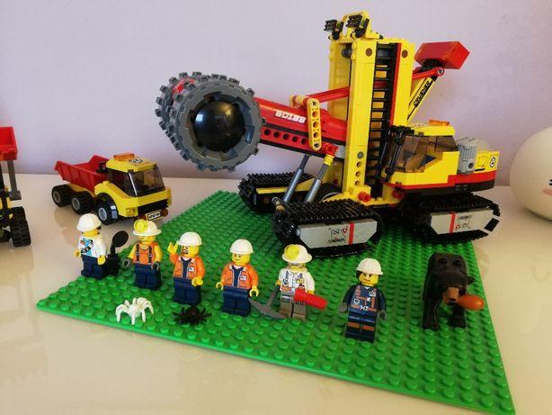 Lego Kopalnia 60188 oraz 60185