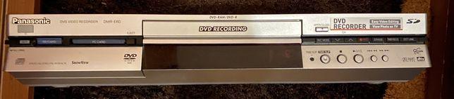 Leitor/Gravador DVD Panasonic DMR-E60Eg