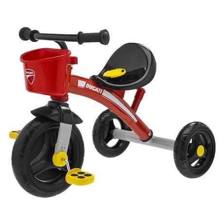 Triciclo Chicco vermelho