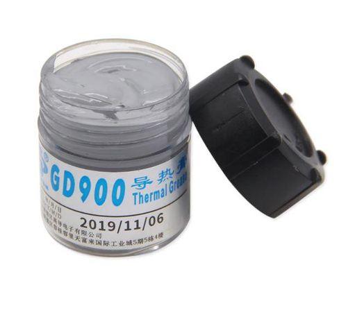 Термопаста GD900 термо паста сіра 30гр. (банку)