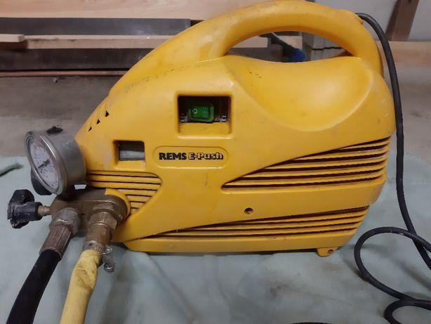 Pompa elektryczna kontrolna Rems E Push