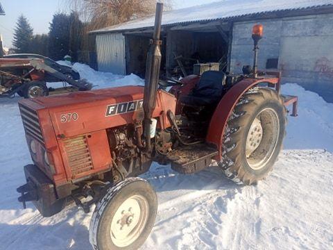 fiat 570 sadowniczy sadownik