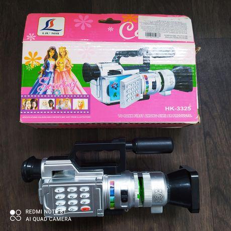 Детская видеокамера игрушечная