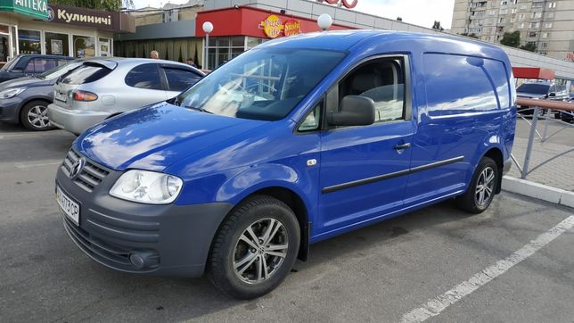 Volkswagen caddy maxi Фольцваген кади 1.9ТДИ