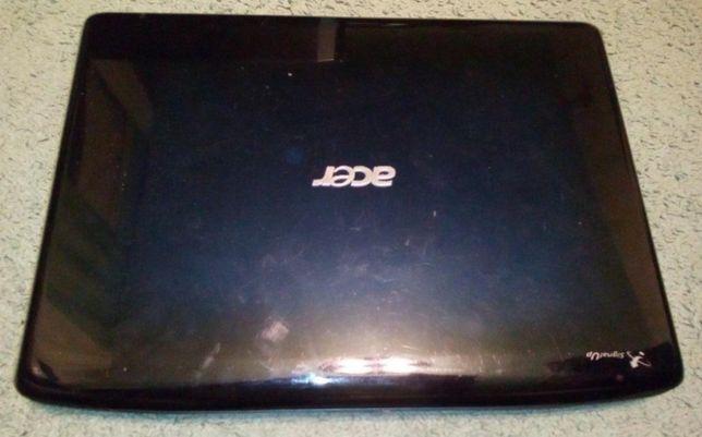 ноутбук Acer Aspire 5530 под ремонт или на запчасти