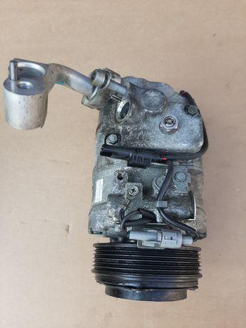 Sprężarka klimatyzacji BMW E60 E61 E90 E91 E87 N53 kompresor 2.5b