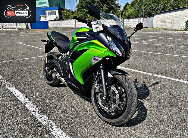 Kawasaki Ninja 650, 2014