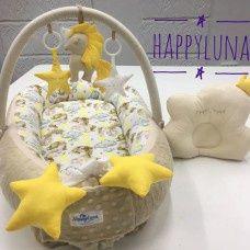 Кокон для новорожденного Happy Luna