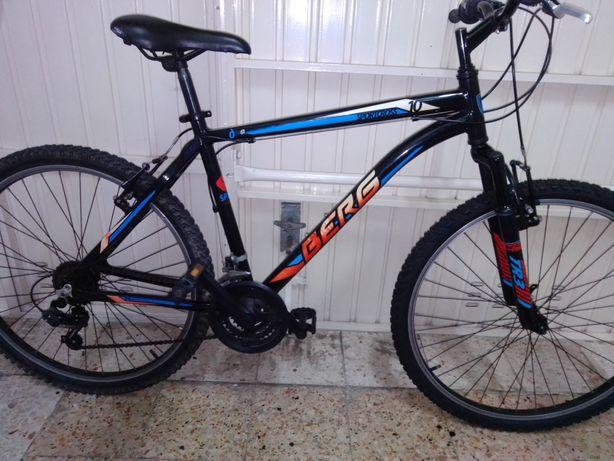 Bicicleta Berg roda 26.