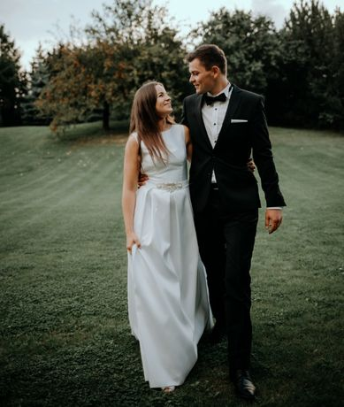 Suknia ślubna Atelier Julia Gastoł model Celia