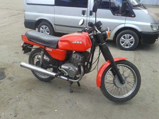 Мотоцикл Ява 638 103