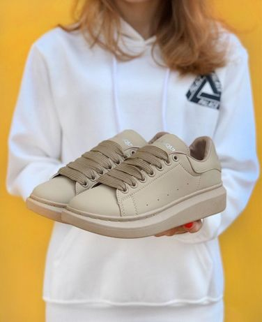 Buty Alexander McQueen 36-40 damskie trampki sneakersy tenisowki